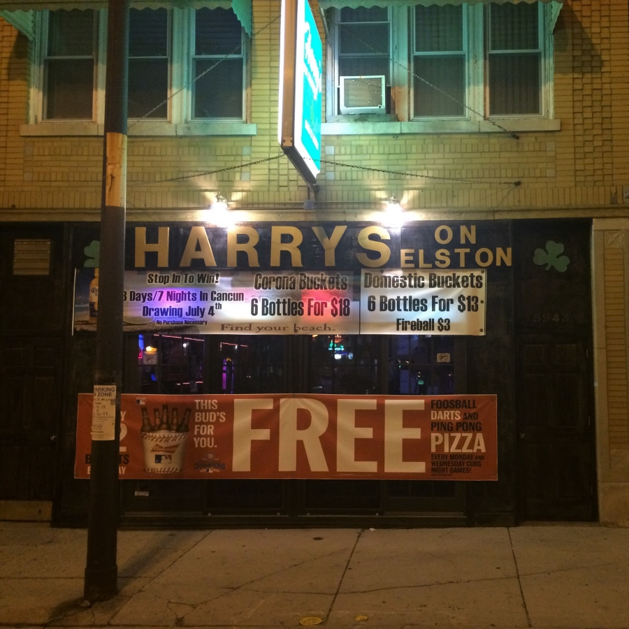 Harry's on Elston 2017